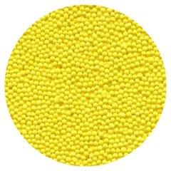 Yellow Non-Pareils Sprinkles 16 oz
