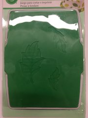 Rose Leaf Fondant Cut & Press