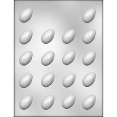 Egg Bite Size Chocolate Mold 18 Cavity
