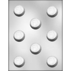 Reece Candy Cup 8 Cavity Chocolate Craft Candy Mold