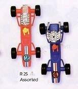 Grand Prix Indy Race Cars 3 Piece Novelty