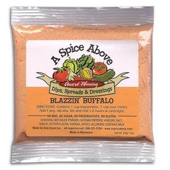 Blazzin' Buffalo