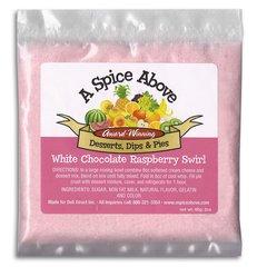White Chocolate Raspberry Swirl