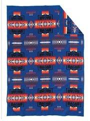 Pendleton Chief Joseph Muchacho Crib Blanket, Sapphire