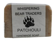 4 oz. Bar Soap - Patchouli