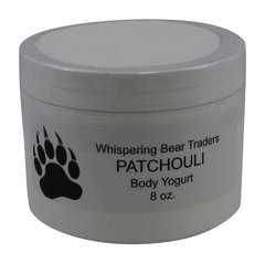 8 oz. Patchouli Body Yogurt