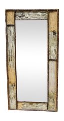 7 1/2 x 19 1/2 Birch Bark Mirror