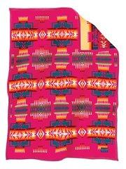 Pendleton Chief Joseph Muchacho Crib Blanket, Cherry