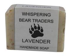 4 oz. Bar Soap Lavender