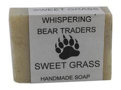 4 oz. Bar Soap -  Sweetgrass