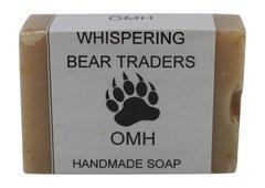 4 oz. Bar Soap - Oatmeal & Honey