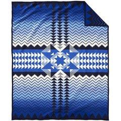 Pendleton Blanket Robe, Stella Maris