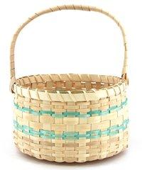 Medium Black Ash Basket