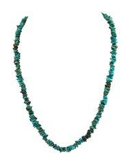 "Kingman Turquoise Necklace 17"""