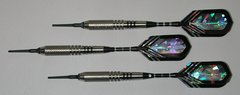 PREDATOR 18 gram Soft Tip Darts - Style Q4 - 2BA (3/16th inch) Tips and Shafts