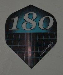 3 Sets (9 flights) Ruthless 180 Standard Flights - 1737