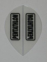3 Sets (9 flights) CLEAR Pear PENTATHLON Flights - 2104