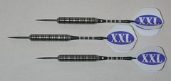 XXL 45 gram Steel Tip Darts - 80% Tungsten, Extra Heavy Darts - Add Extra Ummmmph to your game