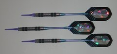 DYNAMITE 16 gram Soft Tip Darts - Contoured Grip 80% Tungsten - Convertible - Steel/Soft Tip Darts DY2