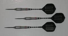 EVO 27 gram Steel Tip Darts - 80% Tungsten, Contoured Grip
