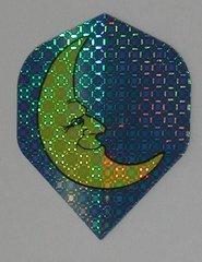 3 Sets (9 flights) BLUE MOON Standard Holographic Flights - 6410