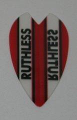 3 Sets (9 flights) Ruthless Vortex Full Size RED Flights - 1902