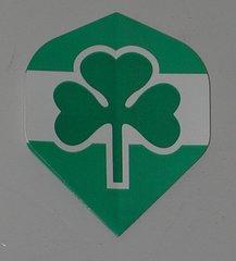 3 Set (9 flights) IRELAND EIRE IRISH THISTLE Standard Hard Dart Flights M173