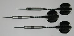 XXL 44 gram Steel Tip Darts - 80% Tungsten, Extra Heavy Darts - Add Extra Ummmmph to your game