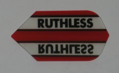 3 Sets (9 flights) Ruthless RED Flights - 1762