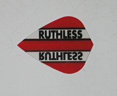 3 Sets (9 flights) Ruthless RED Kite Flights - 1788