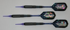 PREDATOR 18 gram Soft Tip Darts - Style M1 - 2BA (3/16th inch) Tips and Shafts