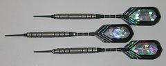 PREDATOR 20 gram Soft Tip Darts - Knurled 80% Tungsten - Convertible - Steel/Soft Tip Darts BH1-20