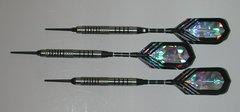 PREDATOR 20 gram Soft Tip Darts - Knurled 80% Tungsten - Convertible - Steel/Soft Tip Darts BH4-20