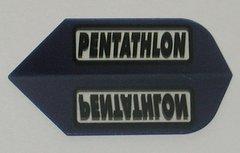 3 Sets (9 flights) BLUE Slim PENTATHLON Flights - 2203