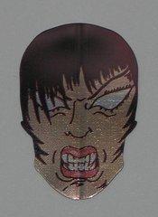 2 Sets (6 flights) GIRL POWER Skull Shape Holographic Flights - 6959