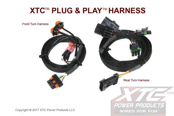 Can Am Maverick X3 Plug Amp Play Turn Signal System W Horn