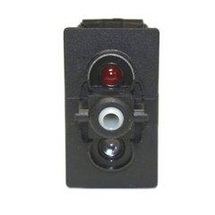 CONTURA V SWITCH, RED/BLUE LEDS, LOWER LED INDEPENDENT
