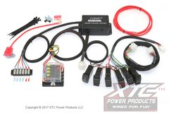 Power Control System for Trucks and Jeeps - 6 Switch, 4 Relays, Fuse Block - Power Cable - PCS-64TR