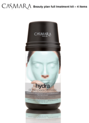 CASMARA beauty plan HYDRA Firming Lifting treatment kit Firming Moisturizing peel off facial mask