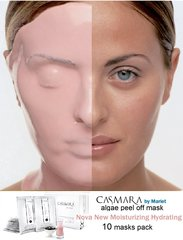 CASMARA masks 10 NOVANEW MOISTURIZING HYDRATING FIRMING- 2045 luxury peel off facial masks