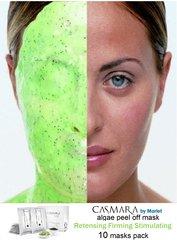 CASMARA masks 10 RETENSING, LIFTING, FIRMING -2060 peel off facial masks
