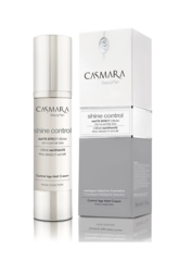 CASMARA facials MOISTURIZING MATTE EFFECT cream Shine control beauty plan Oily skin