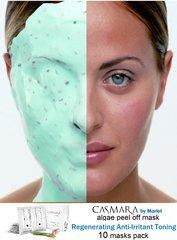 CASMARA masks 10 RGENERIN REGENERATING SOOTHING -2055 peel off masks