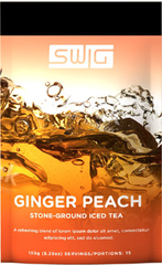 SWIG - Ginger Peach Iced Tea ****SHIPS STARTING MAY 30****