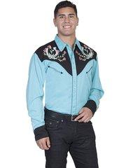 Legends Horseshoe Embroidered Shirt