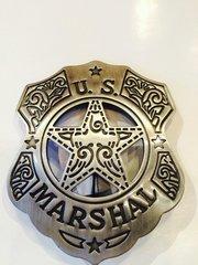 US Marshal Shield