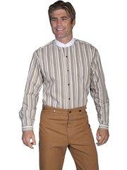 WahMaker Classic Cotton Striped Shirt