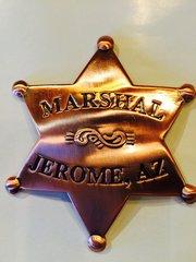 Marshal - Jerome, Arizona
