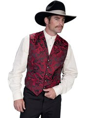 WahMaker Dragon Pattern Vest