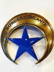Border Vigilante Badge